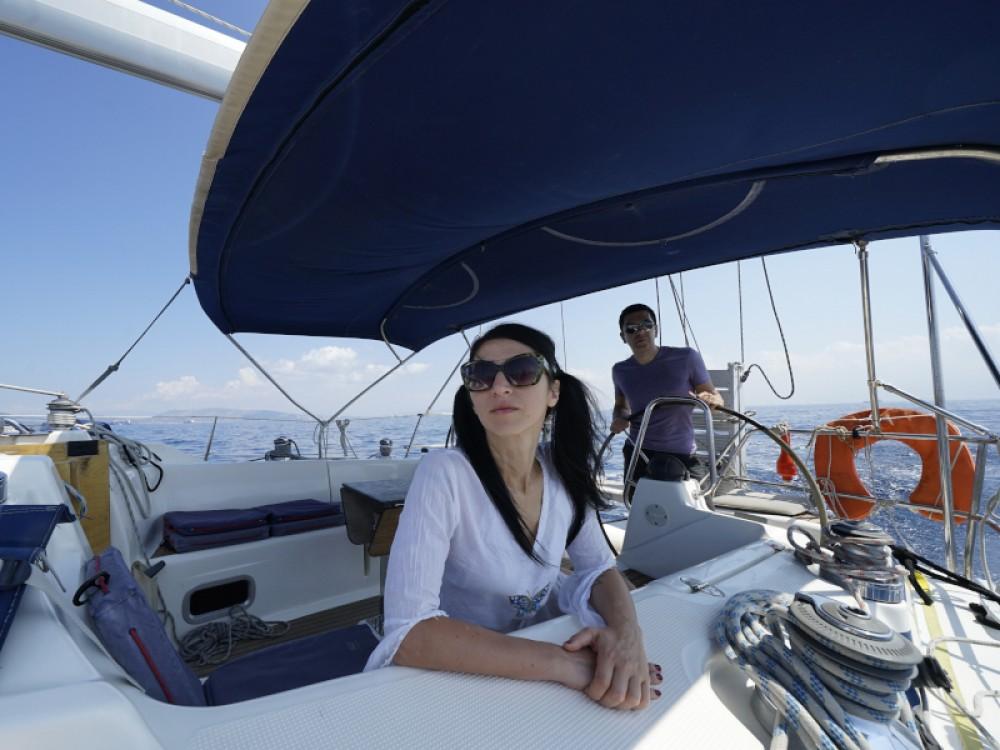 Bootverhuur Μαρίνα Αλίμου goedkoop Bavaria 43 Cruiser