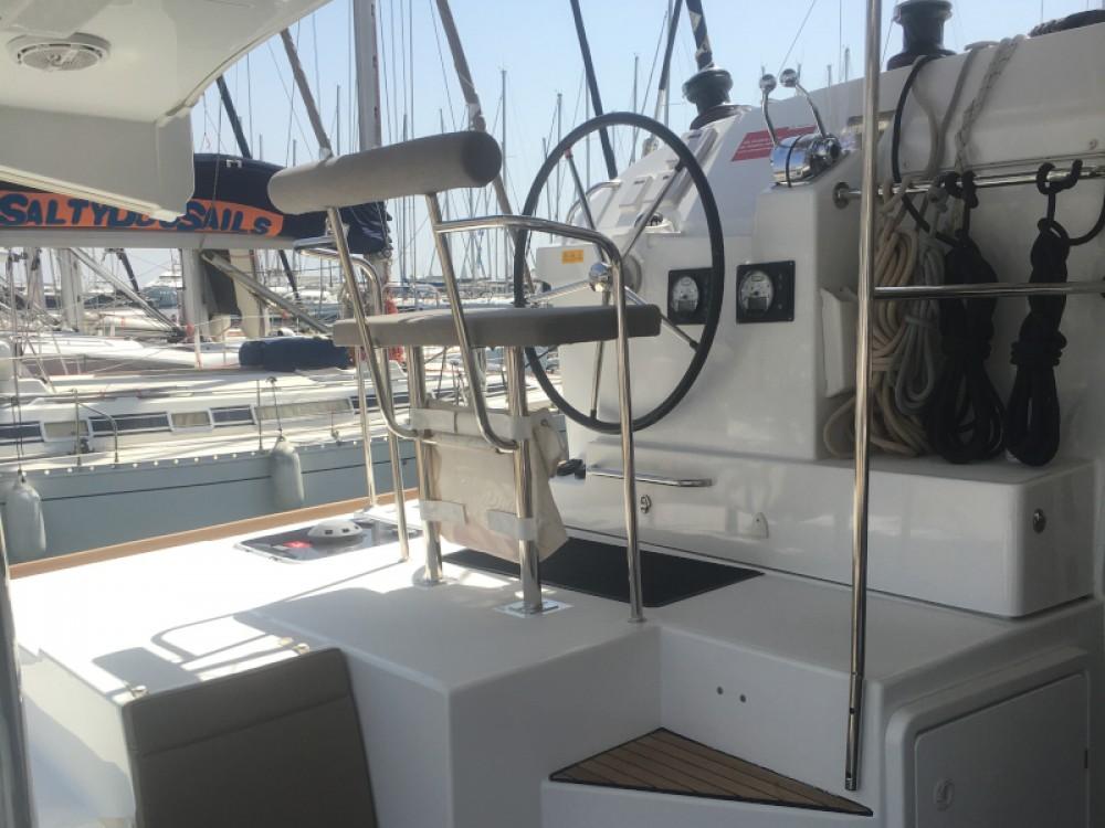 Verhuur Catamaran in Marina de Alimos - Lagoon Lagoon 400 S2