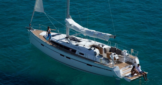 Hire Sailboat with or without skipper Bavaria Marina di Portisco