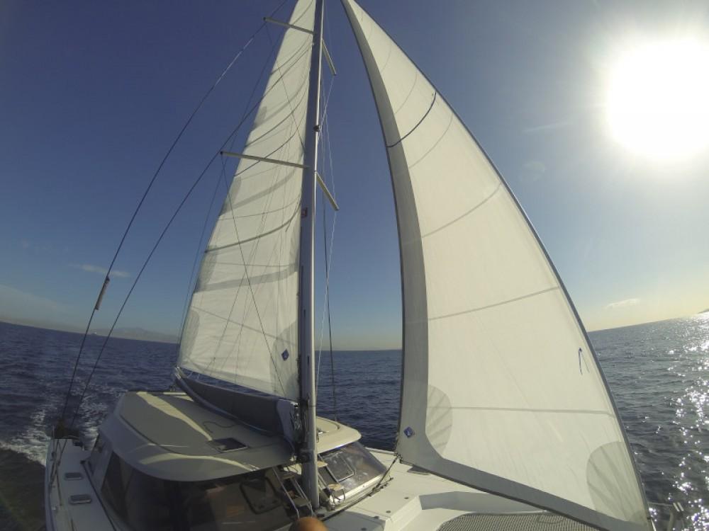 Location Catamaran à Μαρίνα Αλίμου - Nautitech Nautitech Open 40