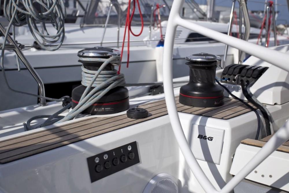 Bootverhuur Trogir goedkoop Oceanis 51.1
