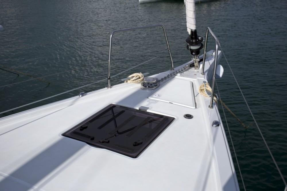 Verhuur Zeilboot in Trogir - Bénéteau Oceanis 51.1