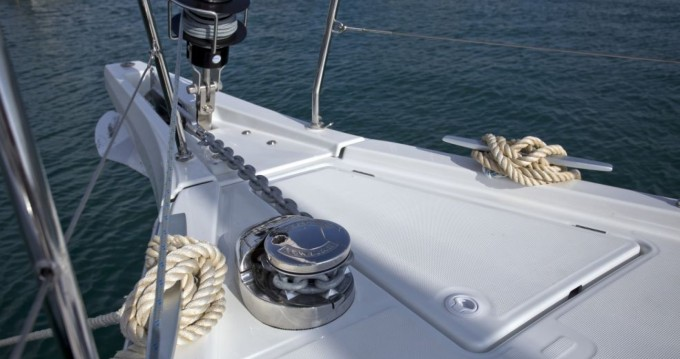 Location bateau Trogir pas cher Oceanis 51.1