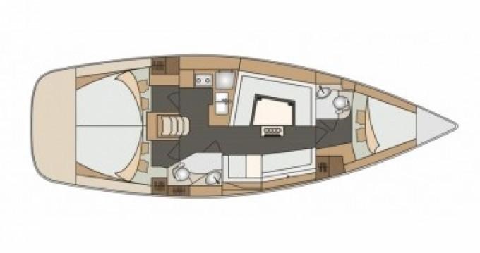 Hire Sailboat with or without skipper Elan Šibenik