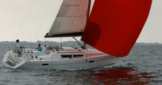 Boat rental Lefkas cheap Sun Odyssey 39i