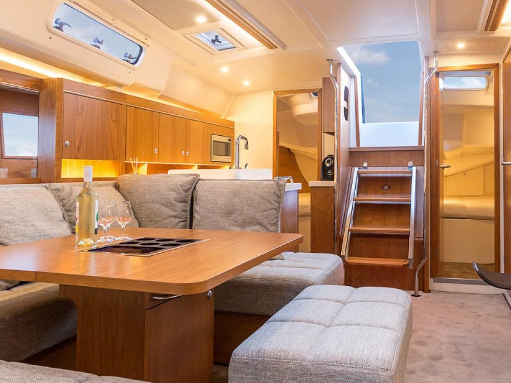 Noleggio barche Morningside marina economico Hanse 455