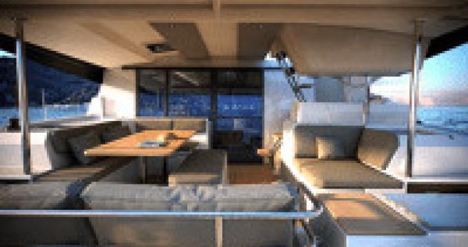 Alquiler de yate Pointe-à-Pitre - Fountaine Pajot Astrea 42 en SamBoat