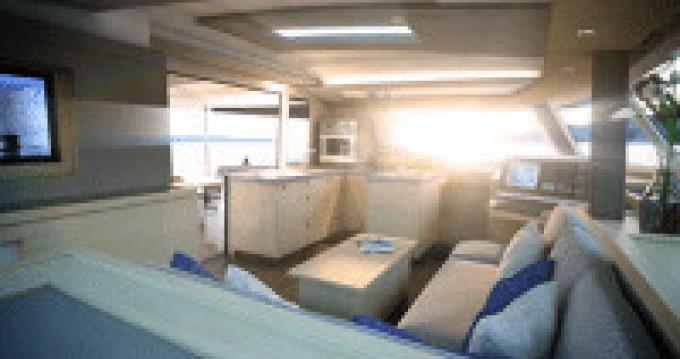 Rental Catamaran in Pointe-à-Pitre - Fountaine Pajot Astrea 42