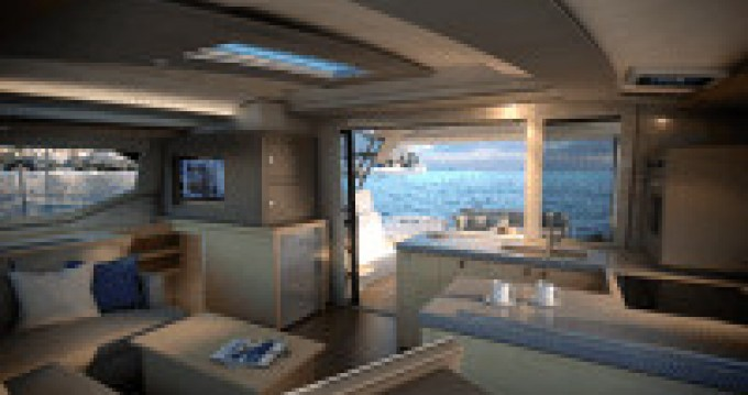 Fountaine Pajot Astrea 42 between personal and professional Pointe-à-Pitre