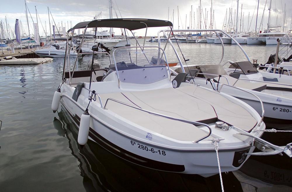 Location bateau Bénéteau Flyer 6.6 SUNdeck à Cambrils sur Samboat