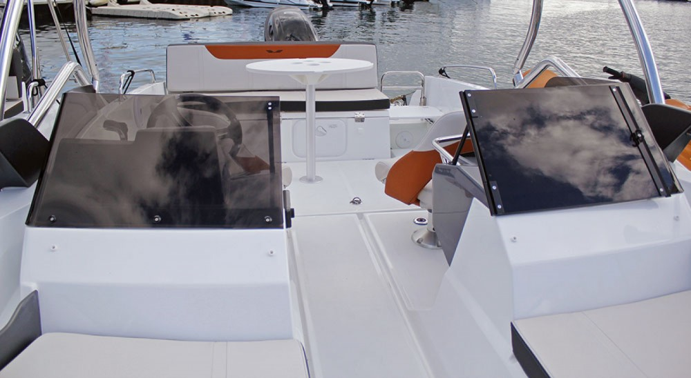 Location yacht à Sant Feliu de Guíxols - Bénéteau Flyer 6.6 SPORTdeck sur SamBoat