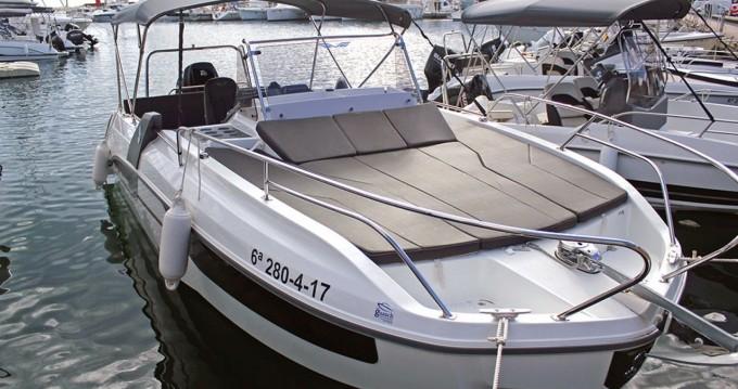 Location bateau Bénéteau Flyer 7.7 SUNdeck à l'Estartit sur Samboat