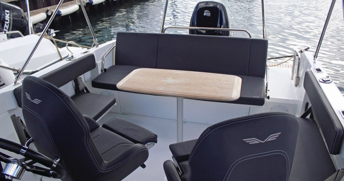 Rental yacht Port Olímpic - Bénéteau Flyer 7.7 SUNdeck on SamBoat