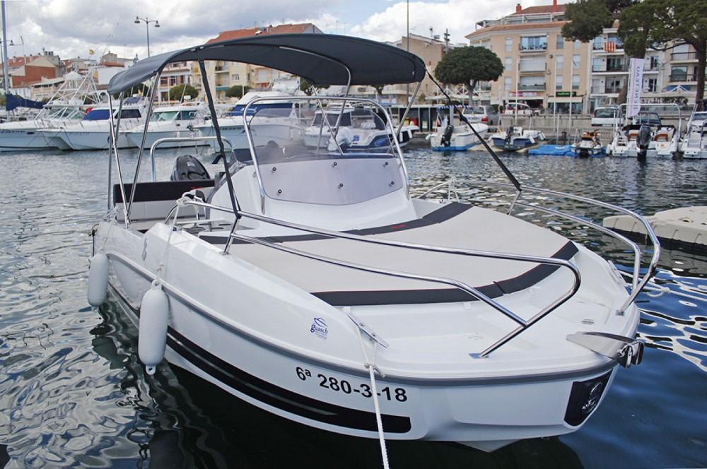 noleggio Barca a motore Cambrils - Bénéteau Flyer 5.5 SUNdeck