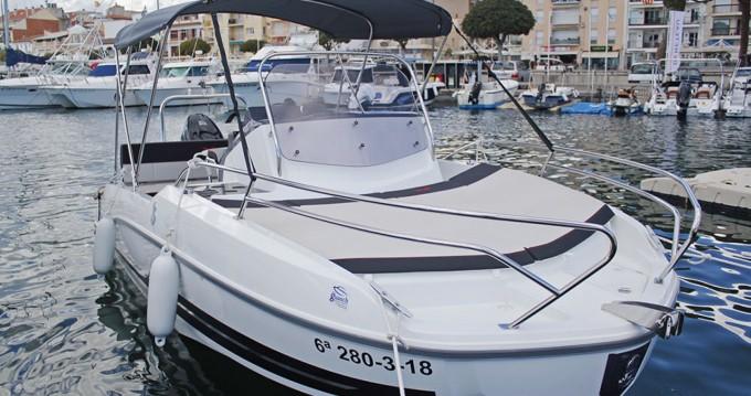 Location bateau Bénéteau Flyer 5.5 SUNdeck à Cambrils sur Samboat