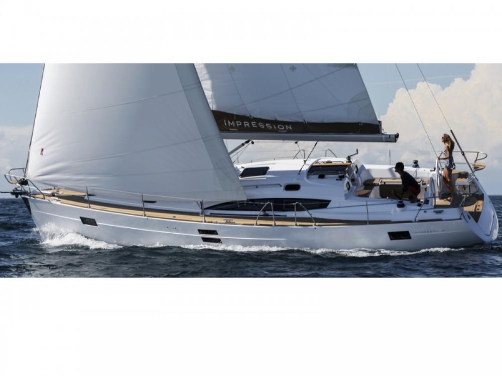 Barca a vela a noleggio Marina Kornati al miglior prezzo