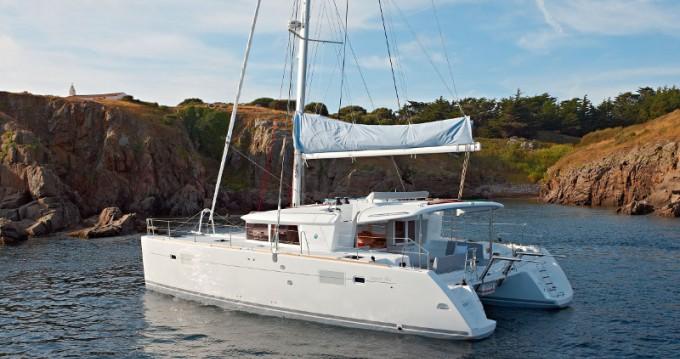 Hire Catamaran with or without skipper Lagoon Marina Kornati