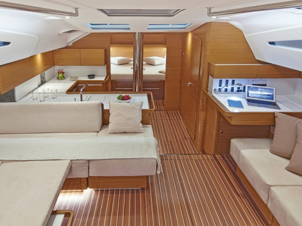 Verhuur Zeilboot in Marina Kornati - Elan Elan 50 Impression