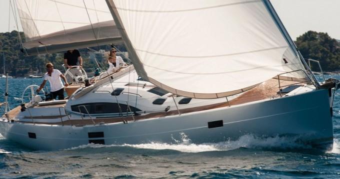 Boat rental Elan Elan 50 Impression in Marina Kornati on Samboat