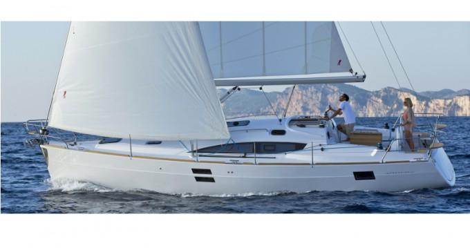 Boat rental Marina Kornati cheap Elan 40 Impression
