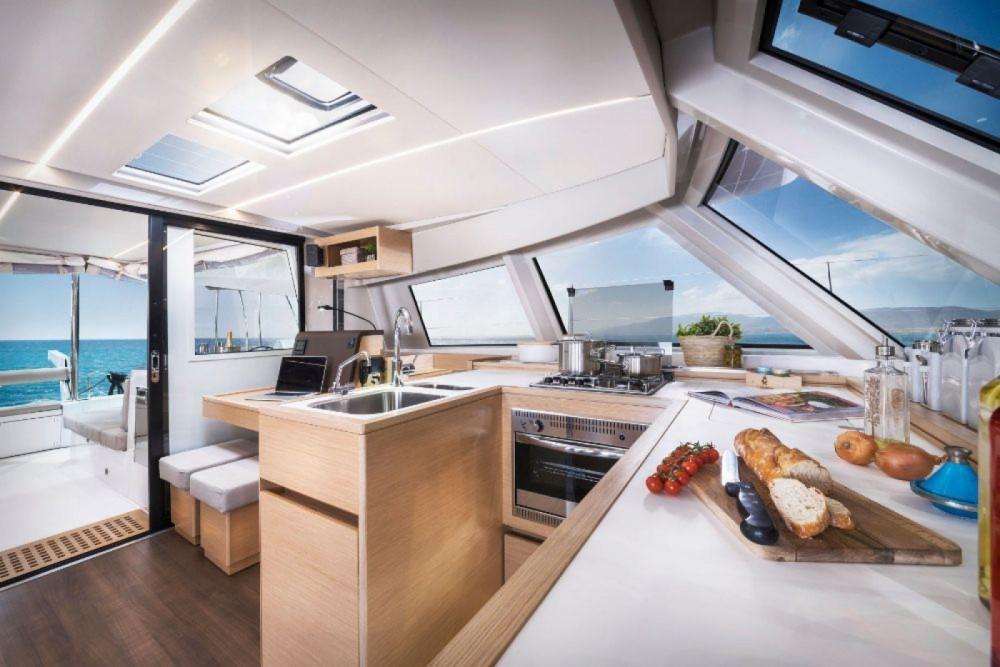 Verhuur Catamaran in Kroatië - Nautitech Nautitech 46