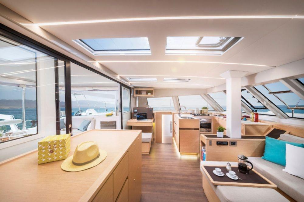 Huur Catamaran met of zonder schipper Nautitech in Kroatië