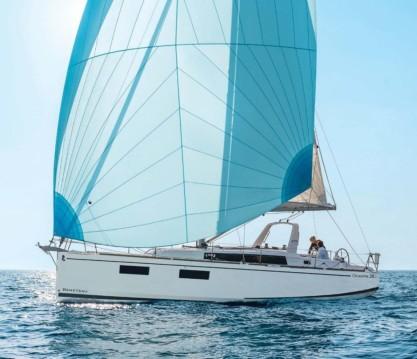 Rental Sailboat in Marina Kornati - Bénéteau Oceanis 38.1