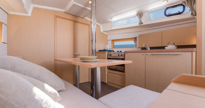 Boat rental Marina Kornati cheap Oceanis 38.1