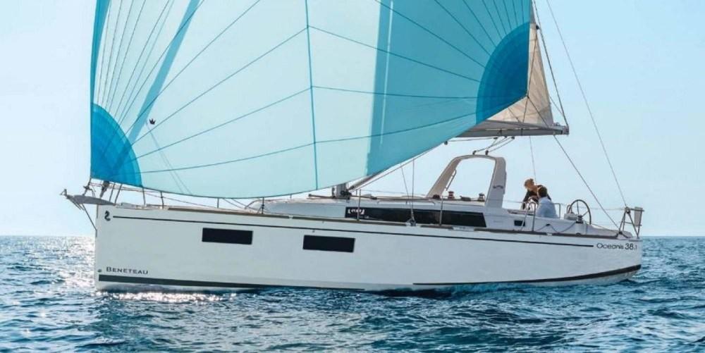 Verhuur Zeilboot in Kroatië - Bénéteau Oceanis 38.1