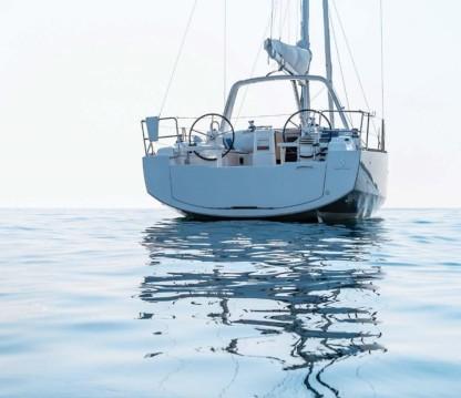 Boat rental Bénéteau Oceanis 38.1 in Marina Kornati on Samboat