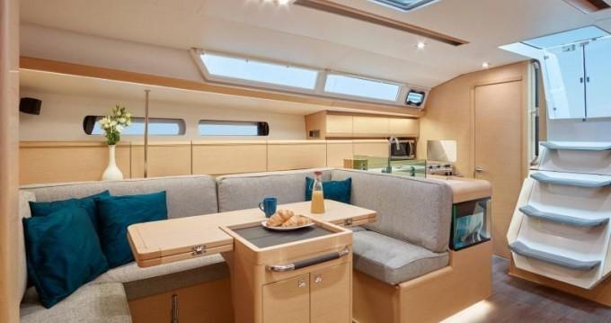 Boat rental Sukošan cheap Sun Odyssey 449