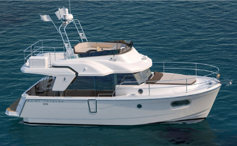 Verhuur Motorboot in Pula - Bénéteau Swift Trawler 35