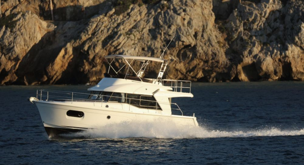 Bénéteau Swift Trawler 35 te huur van particulier of professional in Pula