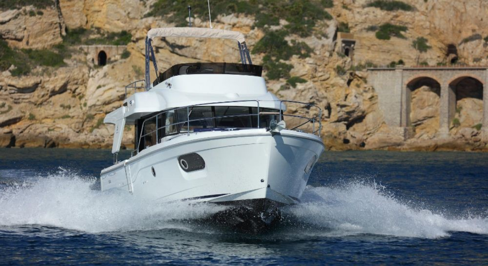 Motorboot mieten in Pula - Bénéteau Swift Trawler 35