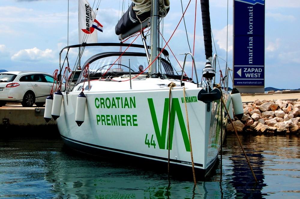 Boat rental Hanse Varianta 44 in Marina Kornati on Samboat