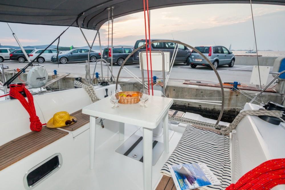 Rental Sailboat in Marina Kornati - Hanse Varianta 44