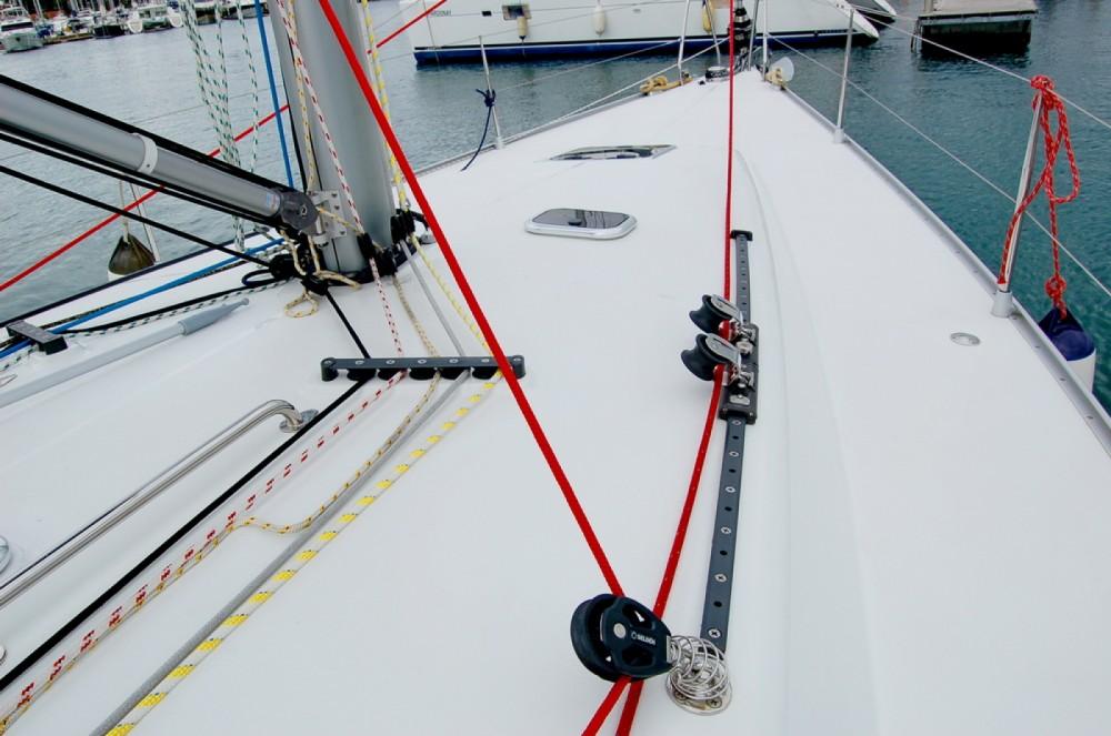 Location bateau Hanse Varianta 44 à Marina Kornati sur Samboat