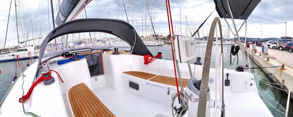 Hire Sailboat with or without skipper Hanse Marina Kornati