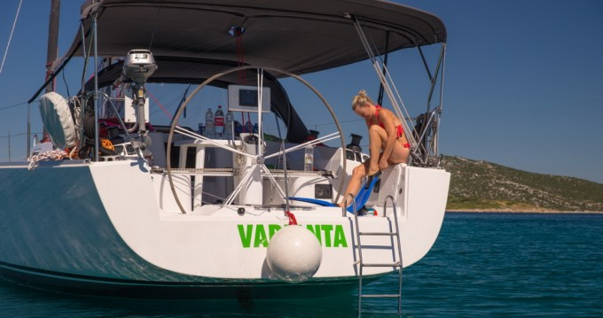 Hire Sailboat with or without skipper Hanse Marina Kornati