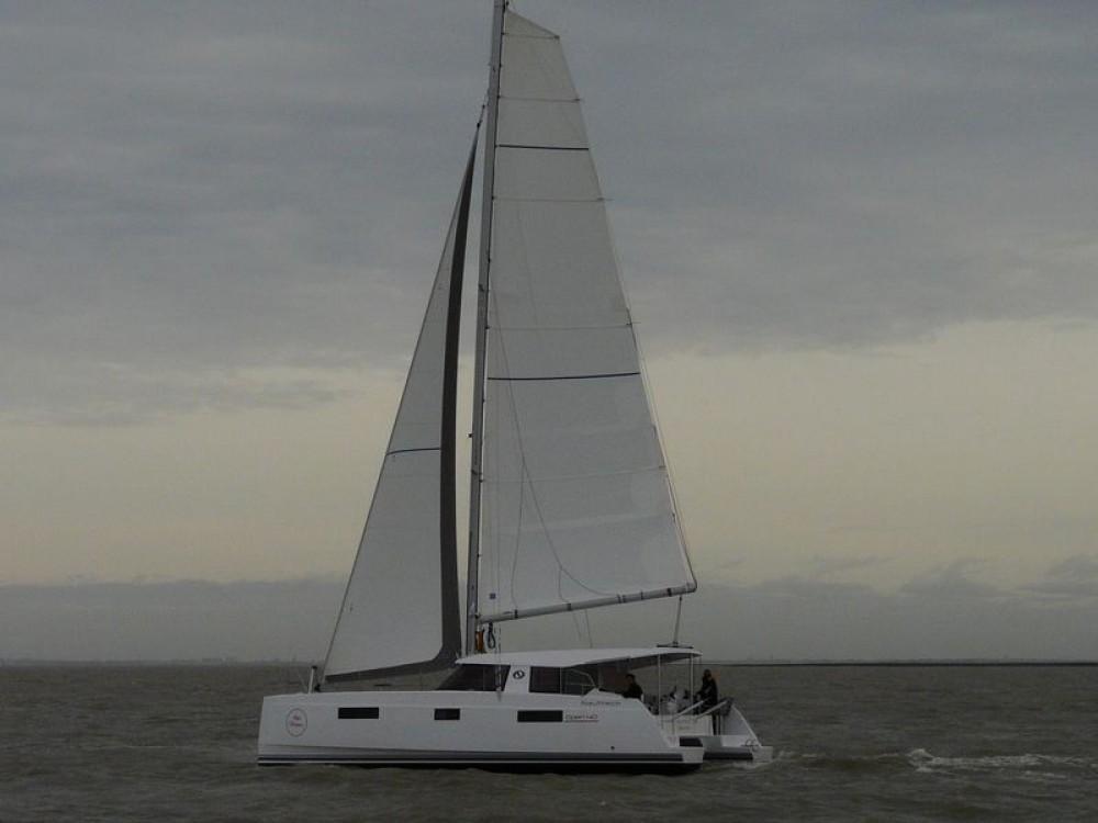 Katamaran mit oder ohne Skipper Nautitech mieten in Saint-Mandrier-sur-Mer