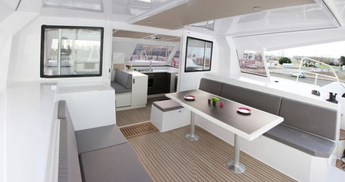 Catamaran for rent Saint-Mandrier-sur-Mer at the best price