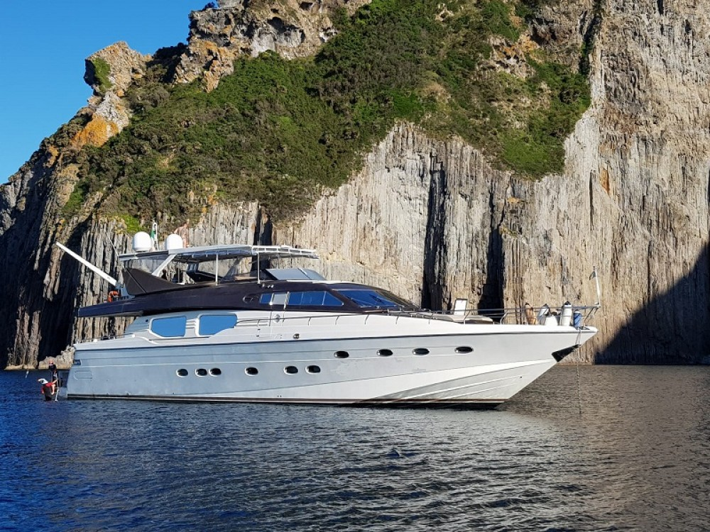 Yacht for rent Naples at the best price