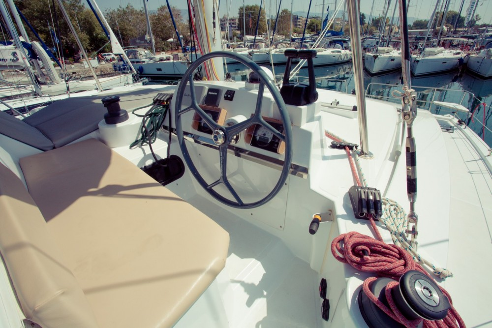 Hire Catamaran with or without skipper Bali Catamarans Lefkas