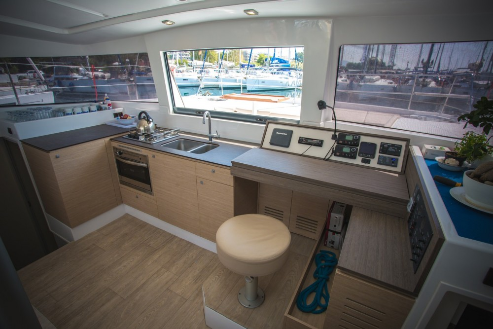 Boat rental Bali Catamarans Bali 4.0 in Lefkas on Samboat