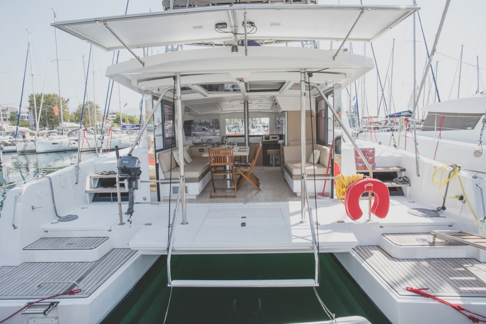 Boat rental Lefkas cheap Bali 4.0