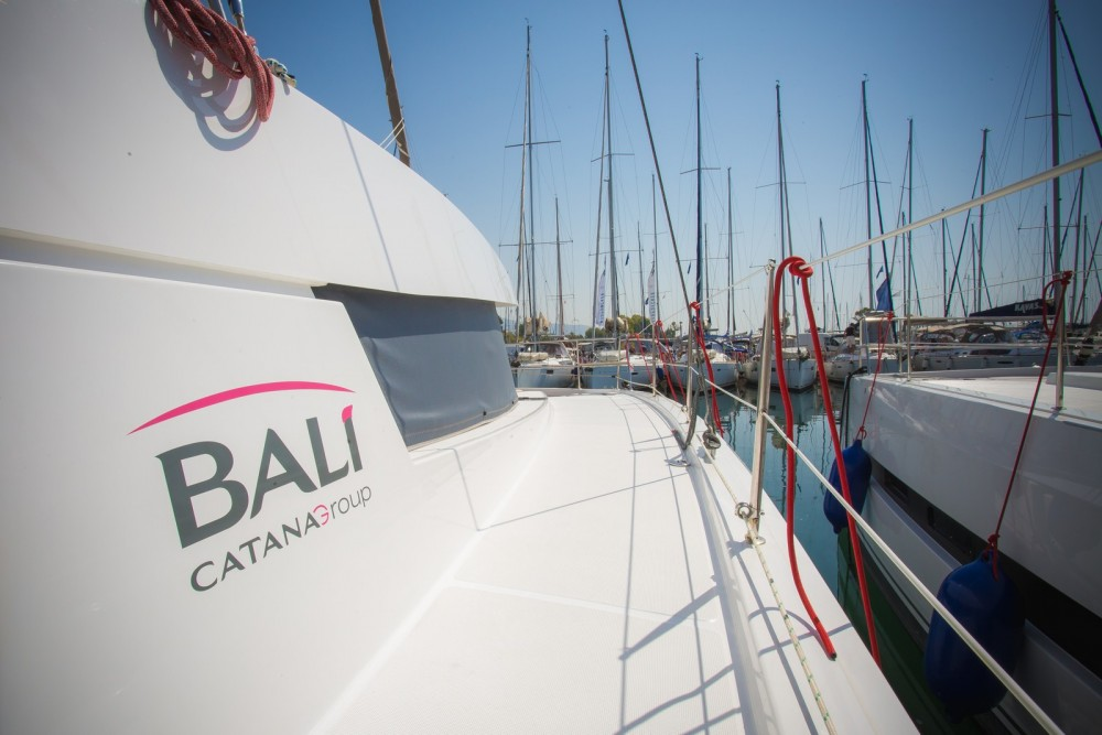 Bali Catamarans Bali 4.0 between personal and professional Lefkas