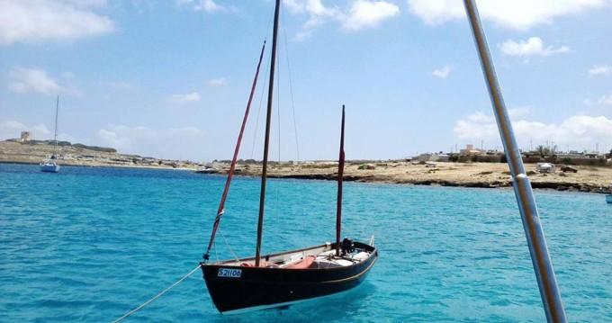 Rent a Honnor Marine Devon Lugger Valletta