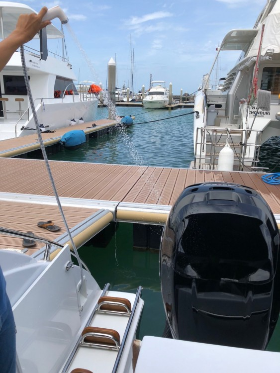 Boat rental BB BOAT SPORT YACHT in Pattaya on Samboat