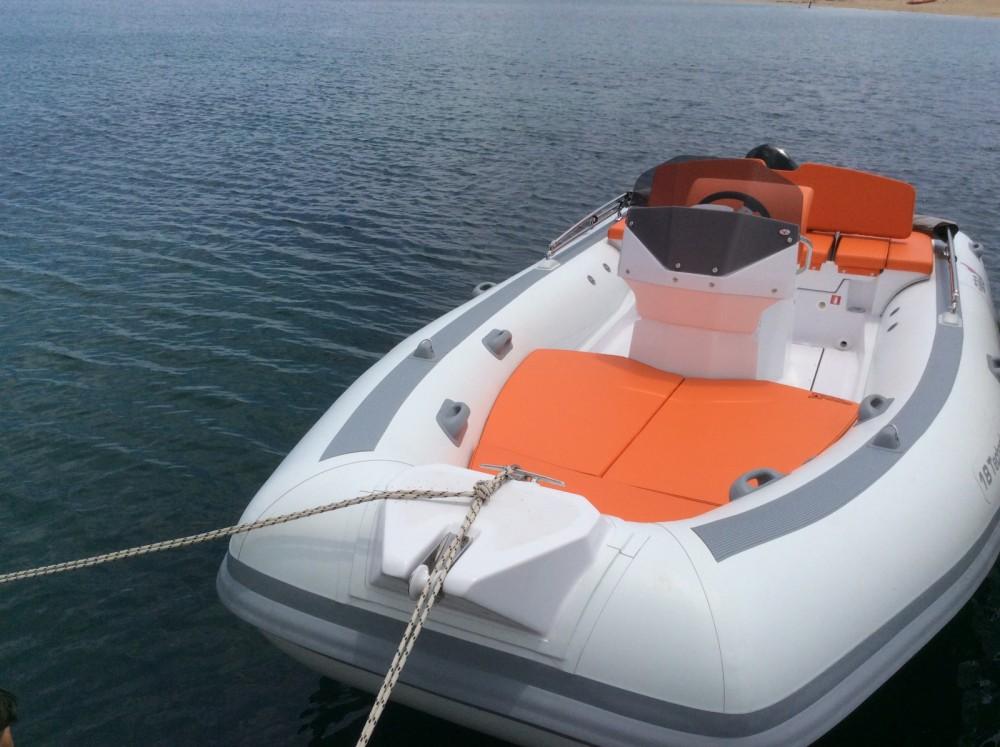 Noleggio barche Sardegna economico 18 tec