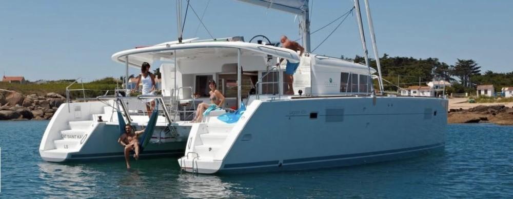 Noleggio barche Lagoon Lagoon 450 San Salvo su Samboat